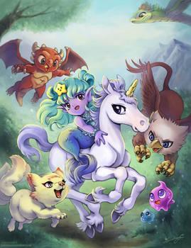 Baby Beasties Cover Art