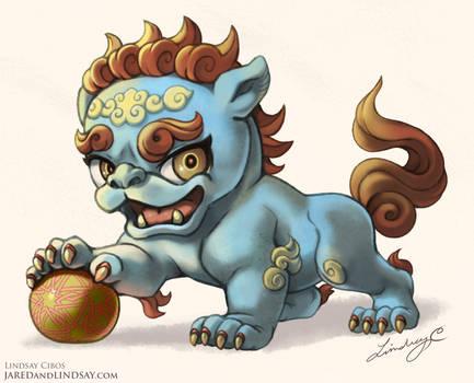 Lil Guardian Shishi Cub