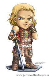 SD Basch from FFXII - color by LCibos