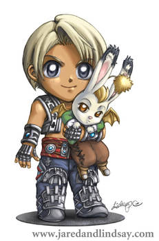 SD Vaan from FFXII - color