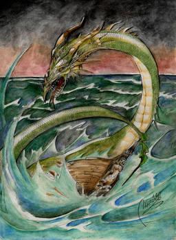 Rage of the Sea Dragon.