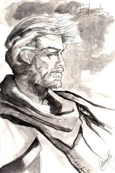 El Amo de las Eras - Eduardo Portrait