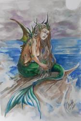 Dark Mermaid 2020