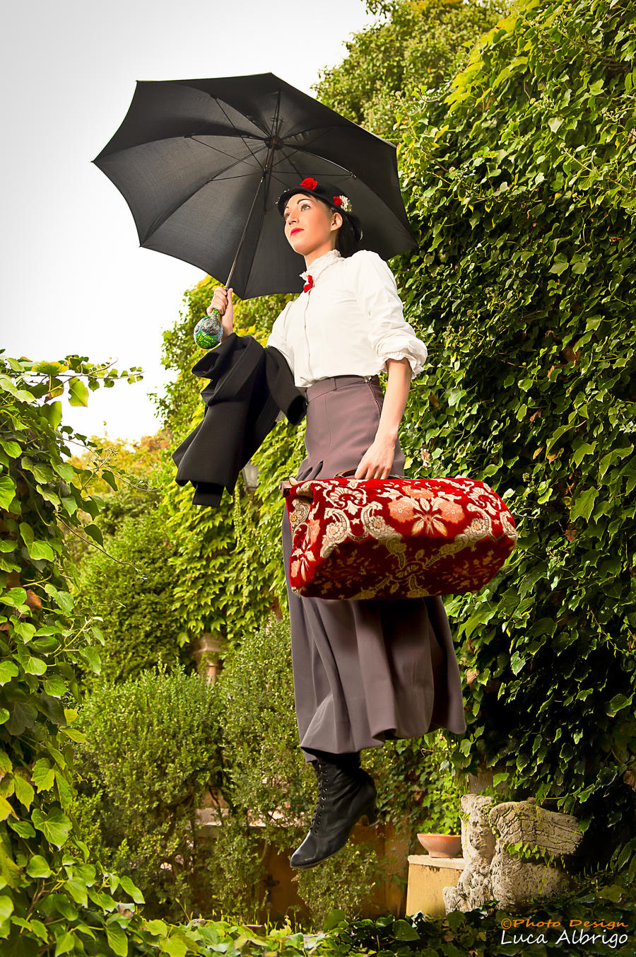 Mary Poppins: my work is done