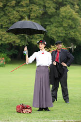 Mary Poppins: Mary back soon! by Bewitchedrune