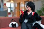 Cruella De Vil: miserable world