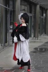Cruella De Vil: fabulous cruelty by Bewitchedrune