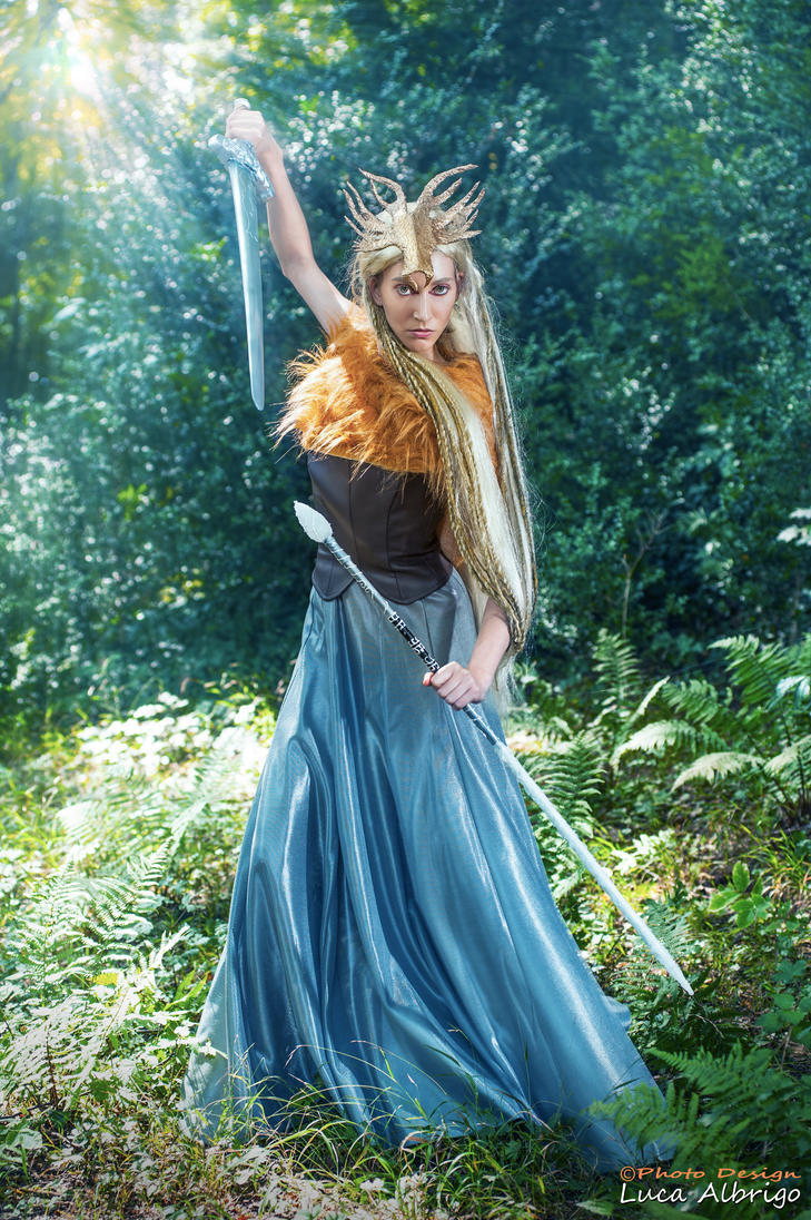 The chronicles of Narnia: Jadis the White Witch by Bewitchedrune