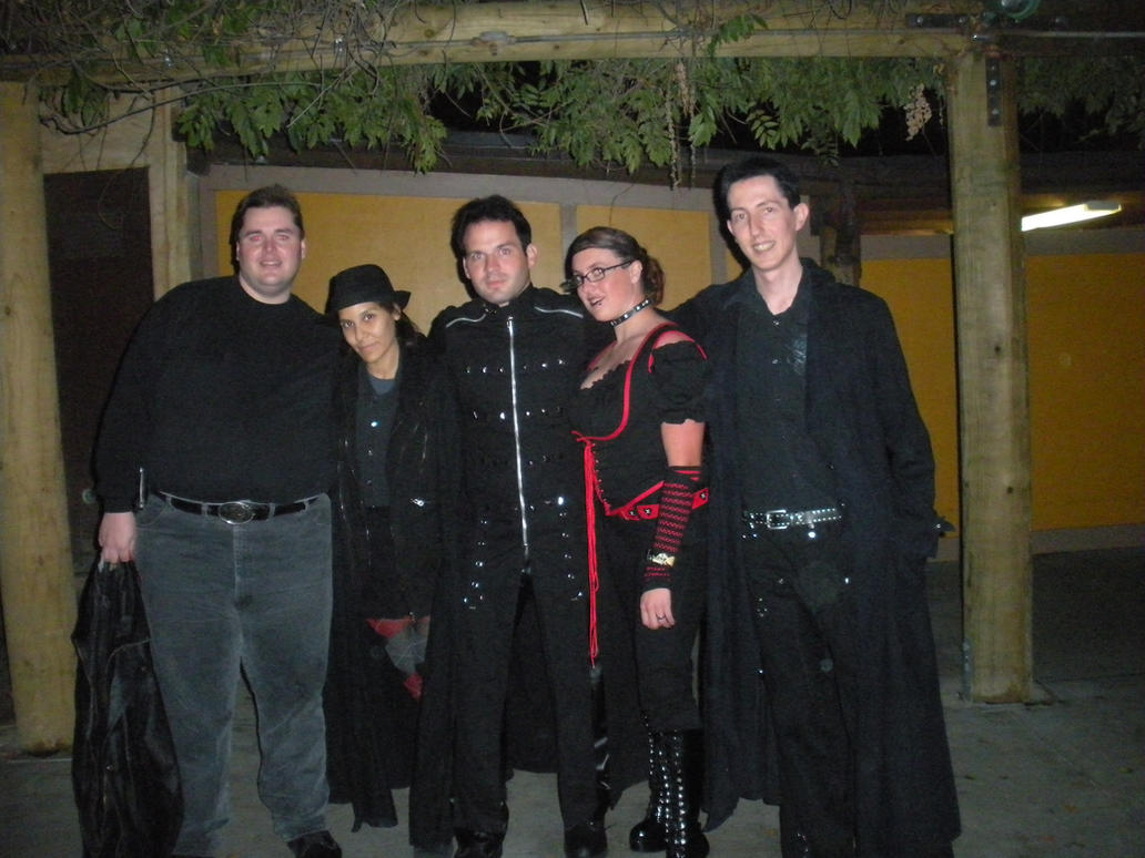 Haunt 2010 group by aprilmarie4203