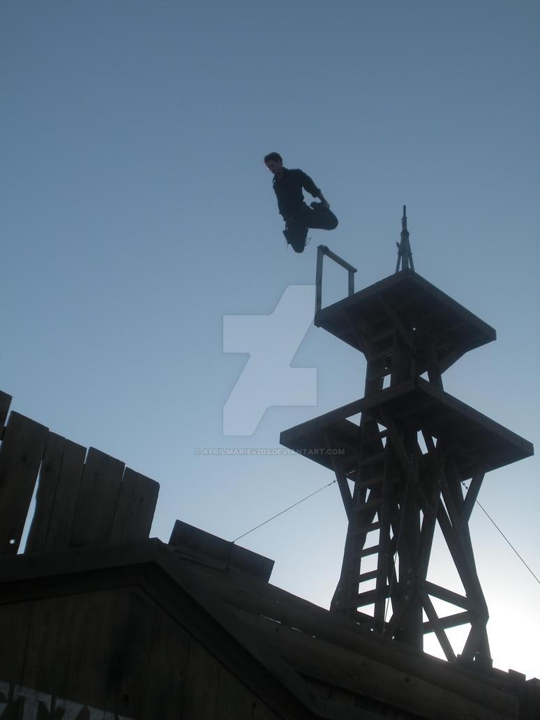 121. Falling by aprilmarie4203