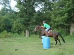 Jumping by EquineKilljoy