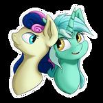 Lyra-Bonbon bust