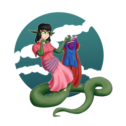 Rina-s New Wardrobe