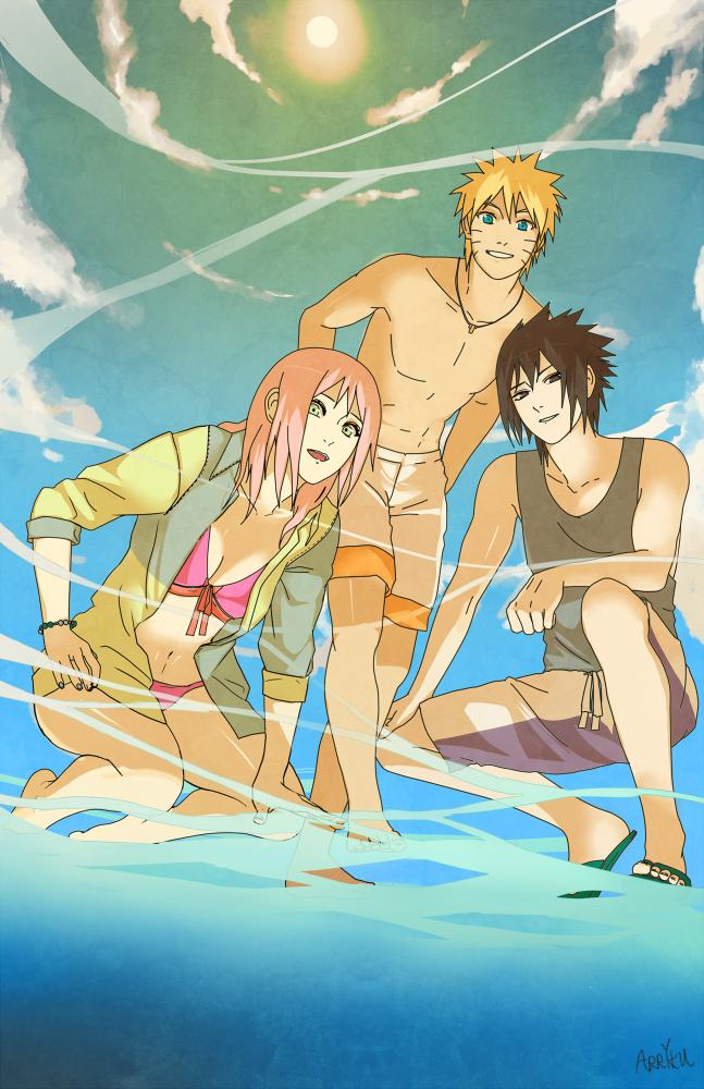 summertime by arriku