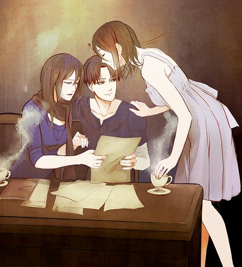 Family by arriku