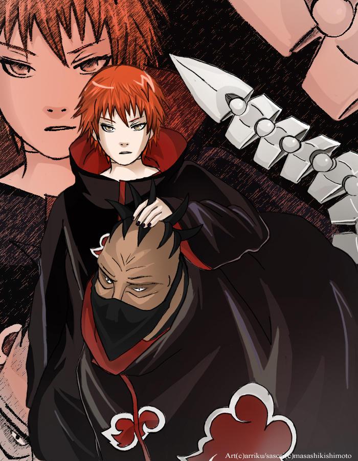 Foro gratis : Naruto Duelo - Portal Akatsuki__Akasuna_no_Sasori_by_arriku