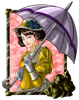 Victorian Lady - Colors