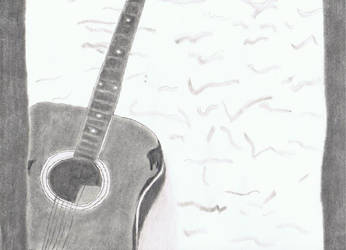 My Guitar Gently Sleeps by HarmonyStarr