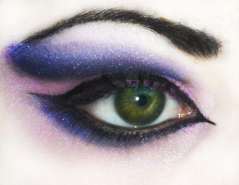 Fantasy makeup! by KamiShiroyama
