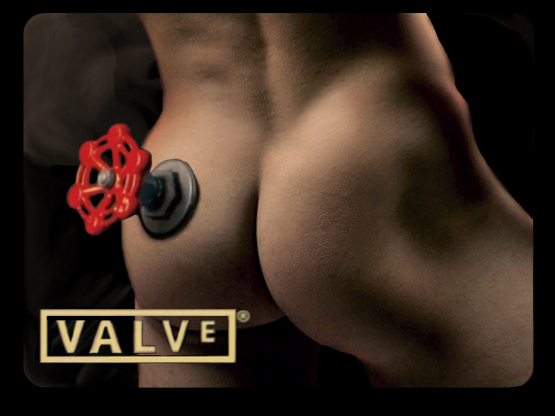 New Valve logo 2 by matarioshka