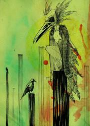 ravens by KokorodzasySu
