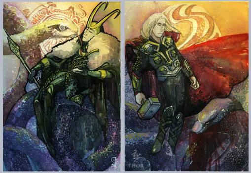 Thor_Loki_Jormungand