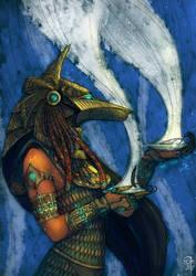Anubis by KokorodzasySu