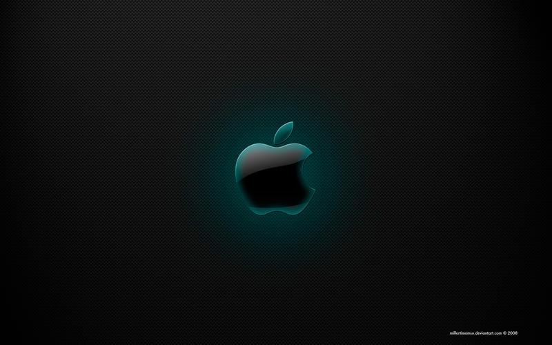 Carbon Apple Teal