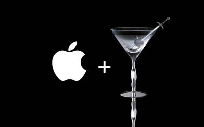Apple + Martini