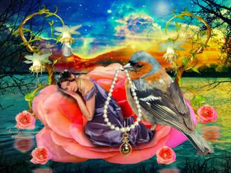Thumbelina by amethystmoonsong
