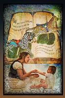 The Storyteller by amethystmoonsong
