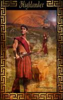 Highlander Lord of Glen Etive by amethystmoonsong