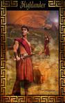 Highlander Lord of Glen Etive