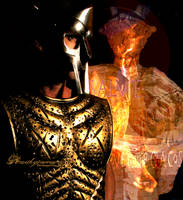 Gladiator by amethystmoonsong
