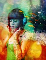 Summer Swan Song by amethystmoonsong