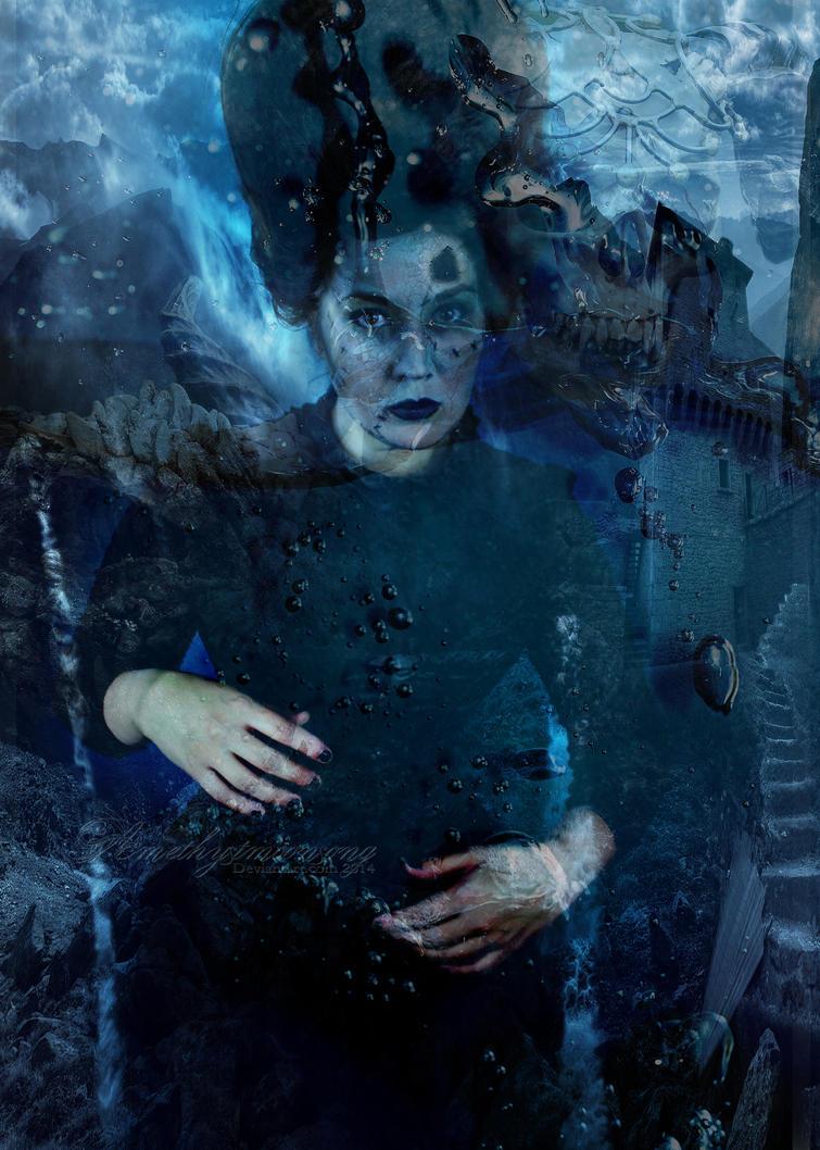Frankensteins Bride by amethystmoonsong