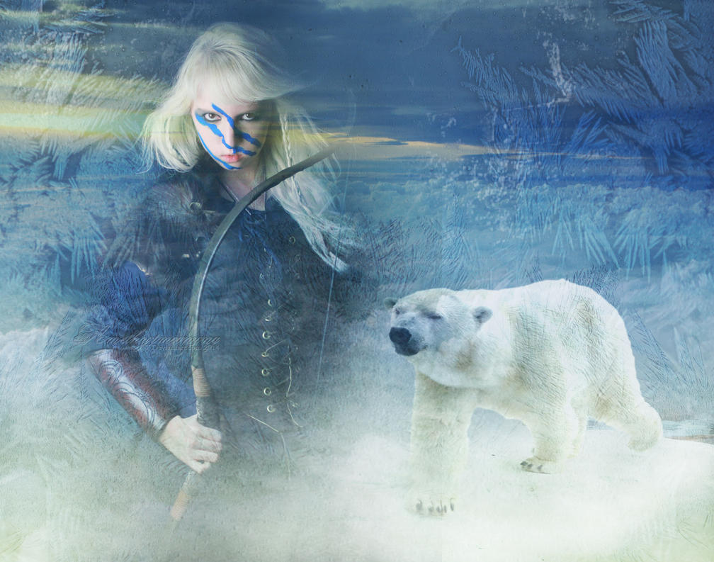 Bear Clan Spirit Guides 1 by amethystmoonsong