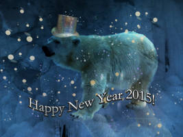 Happy New Year 2015 by amethystmoonsong