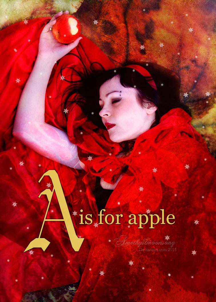 A is for Apple by amethystmoonsong