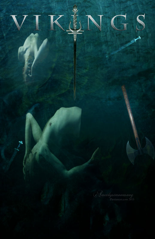 -Vikings- by amethystmoonsong