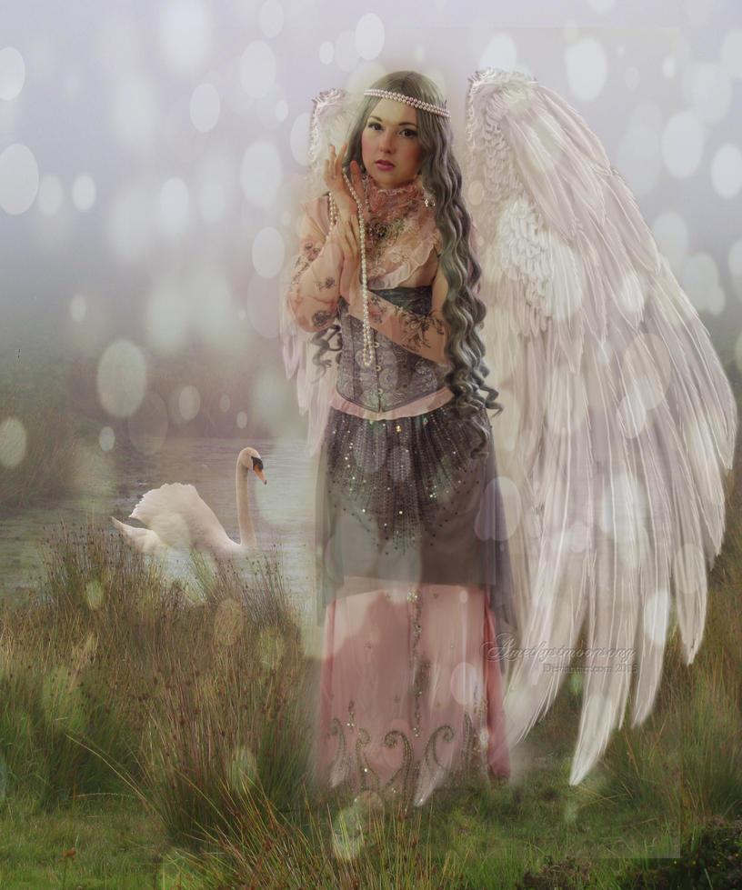 Faerie Princess Sigrid by amethystmoonsong