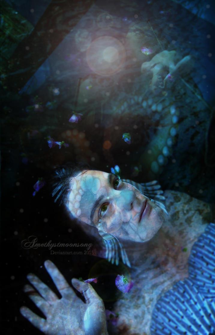 La Bruja del Mar by amethystmoonsong