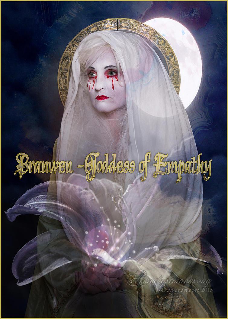 Branwen -Goddess of Empathy by amethystmoonsong