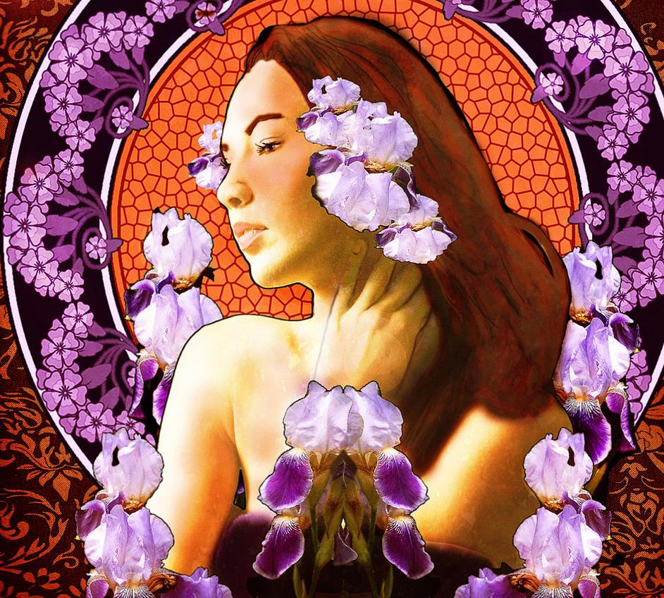 Deep Purple by amethystmoonsong