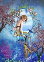 Spring Magic by amethystmoonsong
