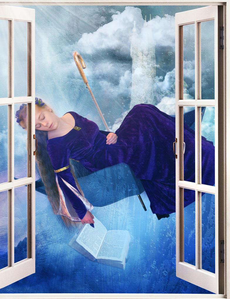 Dreamer by amethystmoonsong