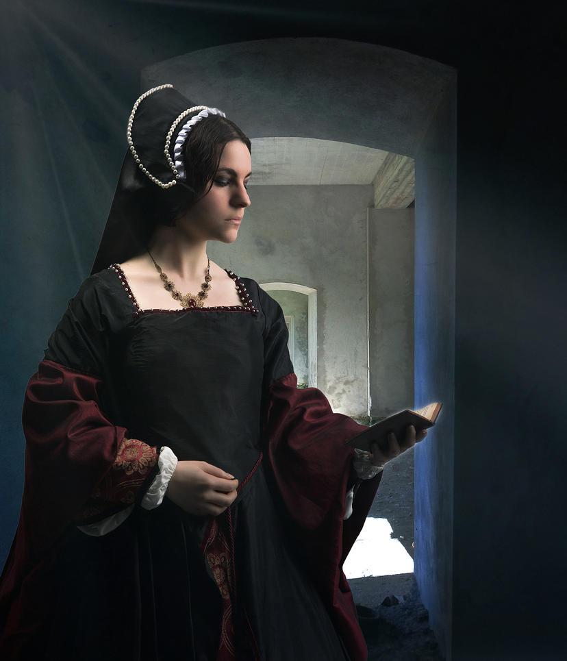 Lady Ann by amethystmoonsong