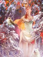 Winter is Here by amethystmoonsong