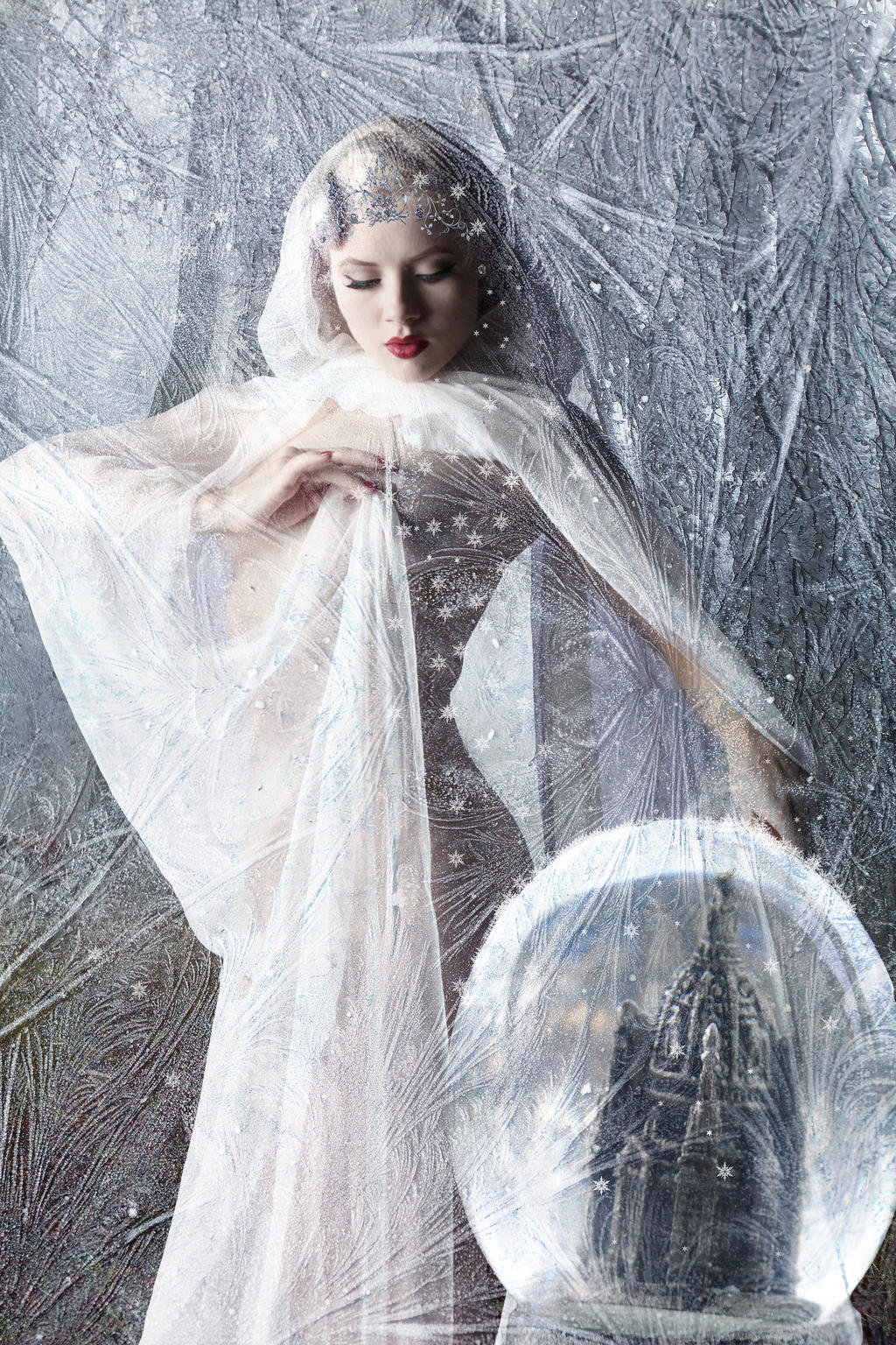 Reina de las nieves-Snow Queen