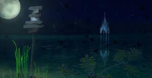 Moonlit Dreams Detail 2